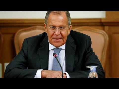 Τουρκία: Συνάντηση Λαβρόφ – Τσαβούσογλου με επίκεντρο τη Συρία …