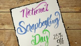 National Scrapbooking Day 2017 is on May 6, 2017!  This coupon code is good until Midnight on May 6, 2017!  Hope you guys have a great Scrapbooking Day and a great Kentucky Derby!!Coupon Code- ExpiredMy Etsy Shop...https://www.etsy.com/shop/JenofEveDesigns?ref=hdr_shop_menuYou can write to me here...jenofeve designsP.O.Box 581624Louisville, Ky 40268Follow me here...Instagram... http://instagram.com/jenofevedesignsFacebook...  https://www.facebook.com/profile.php?id=100008379660895Pinterest...  https://www.pinterest.com/jenofevedesigns/Google+...  https://plus.google.com/107997939101934198621Let me know what you think and be sure to Like, Comment, Share, & Subscribe!Thanks for WatchingJenniferXOXODisclaimer- Some links above are affiliate links so if you were going to purchase that item anyway then just go through my link and I will get a small portion of the sale.  A little bit goes a long way to help to support my channel!  Thank you so much in advance! Jennifer