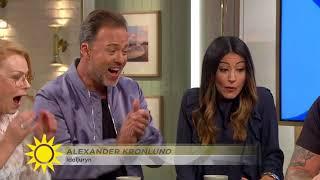 Nyhetsmorgon i TV4 från 2017-08-21: Nya Idoljuryn går bananas i Nyhetsmorgons studio. Nyhetsmorgon är TV4:s...