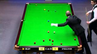 Snooker 2014 W.C. Selby V  O'Sullivan (17) [HD]