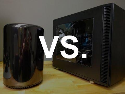 , title : '$2,000 Custom PC vs $4,000 Mac Pro'