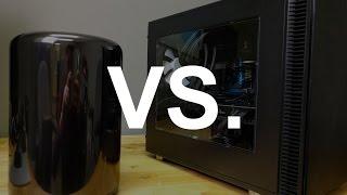 Video $2,000 Custom PC vs $4,000 Mac Pro MP3, 3GP, MP4, WEBM, AVI, FLV Juli 2018