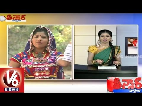 Bithiri-Sathi-Funny-Conversation-With-Maatakaari-Mangli-On-AP-Capital-Amaravati-Teenmaar-News-08-03-2016