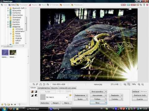 Video 5 de Photoscape: Tutorial Photoscape