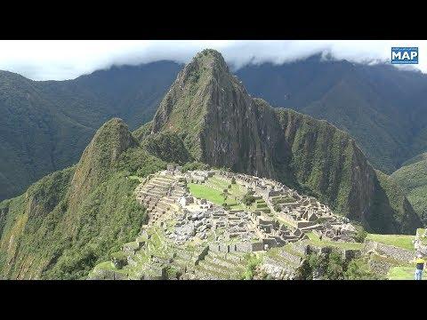 ماتشوبيتشو أيقونة بيروفية من إبداع حضارة  الانكا
