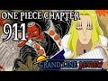 One Piece Chapter 911 Review: A Great Adventure in the Land of Samurai!