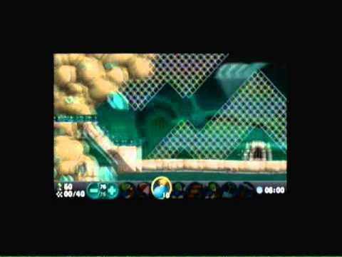 lemmings psp video