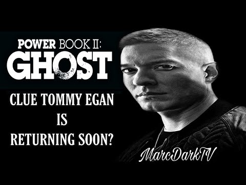 POWER BOOK II: GHOST MAJOR CLUE TOMMY EGAN IS RETURNING SOON?