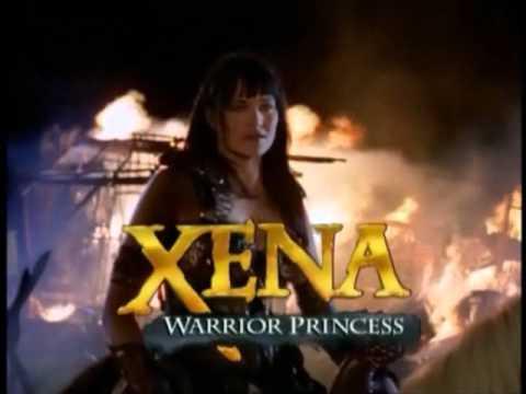 intro. Xena Warrior Princess,, EspaÑol