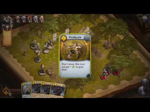 Warbands: Bushido gameplay