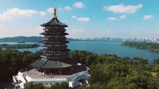 Hangzhou China  city images : Time-lapse China - Hangzhou City, Zhejiang(Fabulous Hangzhou 2015 集美杭城), 中國浙江杭州延時攝影