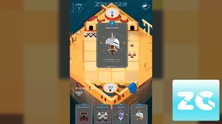 Stormbound: Kingdom Wars Android IOS Gameplay HDDownloadGoogle Play : https://play.google.com/store/apps/details?id=com.kongregate.mobile.stormbound.googleApp Store : Donate To Supporthttps://twitch.streamlabs.com/zruegerFEATURES: *Tactical gameplay that rewards the most clever strategists*Real-time PVP battles against players all around the globe*Dozens of powerful cards to collect and upgrade!*Incredible 2D and 3D art immerses you in the world of Stormbound*Four distinct kingdoms with unique advantages and playstyles