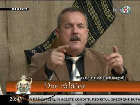 Dor calator 20 01 2017