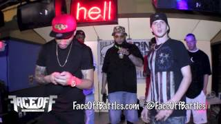 Face Off Battle League | Loyal T vs. Wicked