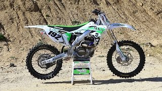 8. 20 Tips on 2016 Kawasaki KX250F || Motocross Action Magazine