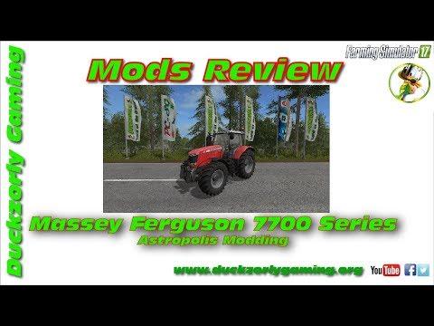 Massey Ferguson 7700 Series v1.1.0.0