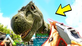 We back in Ark Survival Evolved and this time we've got a lot to show you! We're playing the ARK Survival Evolved Ragnarok DLC! Watch Full Series Here : [link coming after the stream!]If you want to become a Team 43 Member and be notified when I post a new video, MAKE SURE TO SUBSCRIBE!: https://goo.gl/M1F1GOMERCH.....https://represent.com/store/olli43 ARK Survival Evolved : As a man or woman stranded naked, freezing & starving on a mysterious island, you must hunt, harvest, craft items, grow crops, & build shelters to survive. Use skill & cunning to kill, tame, breed, & ride dinosaurs & primeval creatures living on ARK, and team up with hundreds of players or play locally!Twitter......................►https://twitter.com/ollihullFacebook.................►http://facebook.com/olli43ytInstagram................►http://instagram.com/olli43ytWebsite....................►http://olli43.comSubreddit.................►http://reddit.com/r/olli43