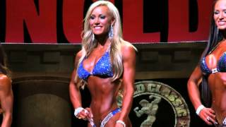 Sara Back IFBB Bikini Pro Training Motivation