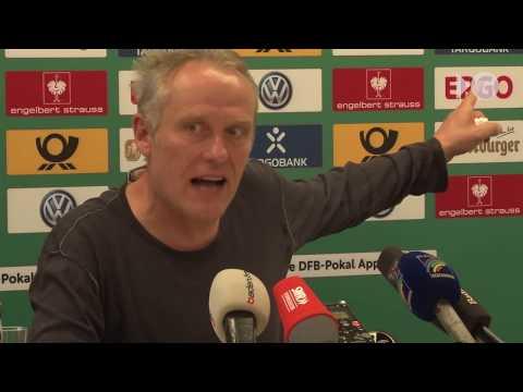 Brandrede: Streich ruft zur Solidarität mit Roger Schmidt auf