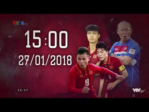 Lịch Thi Đấu Chính Thức Trận Chung Kết U23 Châu Á U23 Việt Nam vs U23 Uzbekistan - Thời lượng: 30 giây.
