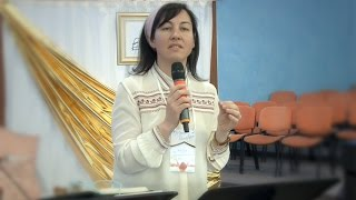 Rodica Baciu – Lupta spirituala