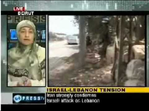 clash on israeli - lebanon border aug 2010