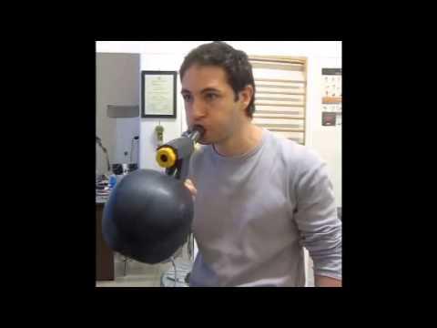 Training Respiratorio con SpiroTiger