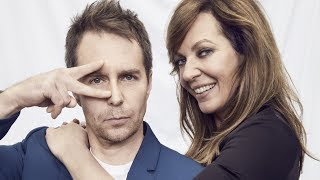 Actors on Actors: Sam Rockwell and Allison Janney (Full Video)