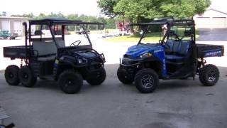 6. Old Polaris Ranger vs New Polaris Ranger Comparison