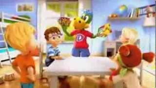 Danino Reklamı - Hayvanlar Alemi