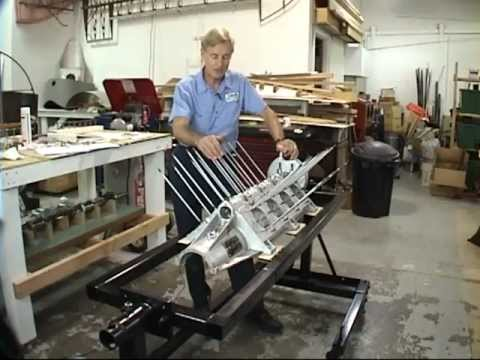Curtiss OX-5 Engine Overhaul Part I