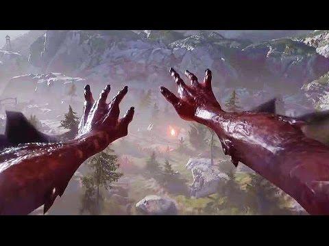 這款遊戲可以讓玩家「扮演古生物瘋狂獵殺人類」,暗黑的風格光看片段就覺得很有新鮮感!