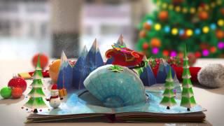 Tarjeta Navidad 2014 - SLM
