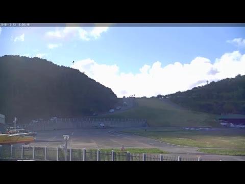 Live-Cam: Französisches Überseegebiet - Saint-Barthélemy (Insel) - Col de la Tourmente