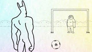 Desenho Animado Historia em Portugues ☆ CUEIO - Vamos Jogar Futebol ! ! ! ☆