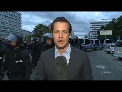 Chemnitz: Gewalt und Hetze - ein schwieriger Abend