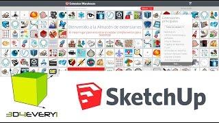 Video Sketchup Plugins - Joint Push Pull MP3, 3GP, MP4, WEBM, AVI, FLV Desember 2017