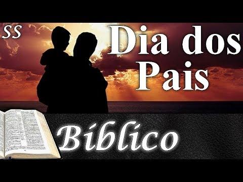 Mensagens para whatsapp - Mensagem bíblica para o Dia dos Pais com um lindo Provérbio! WhatsApp/Facebook