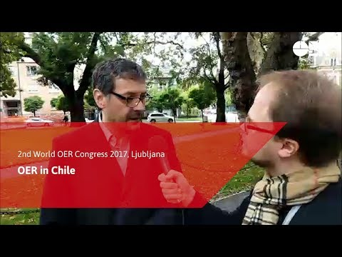 OER in Chile, Interview with Werner Westermann Juárez