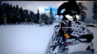 5. Höften ski-doo 550f