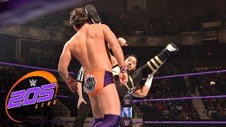 Nonton Mustafa Ali vs. Brandon Scott: WWE 205 Live, March 28, 2017 Film Subtitle Indonesia Streaming Movie Download