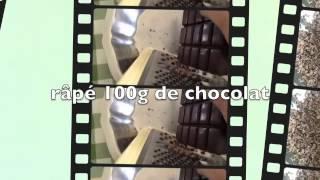 GATEAU MOELLEUX ET FONDANT CHOCOLAT grand - YouTube