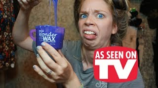 WONDER WAX - DOES THIS THING REALLY WORK? - YouTube