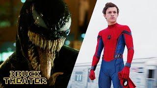 Video Will we ever see Spidey in a Venom movie? MP3, 3GP, MP4, WEBM, AVI, FLV Desember 2018
