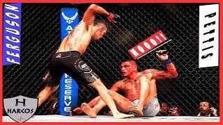 Tony FERGUSON VS Anthony PETTIS⚡ la MEJOR PELEA💥 del UFC 229 Full Fight TKO🔥🥊