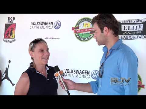 SLTV: Former Olympic aerialist Tracy Evans talks about the 2012 London Olympics
