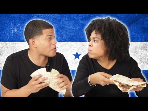 Dominicans Try Honduran Baleadas For The First Time