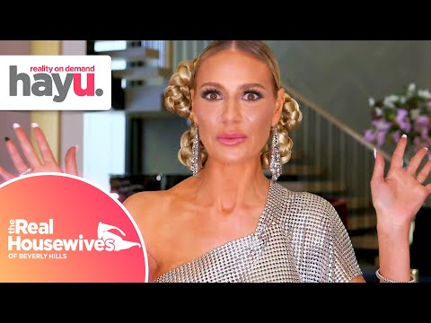 The BEST of Glitz, Glam, Hair & Shopping Sprees | Season 10 | Real Housewives Of Beverley Hills