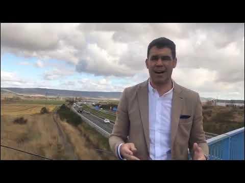 Javier García - No a los peajes para transportistas en las carreteras navarras