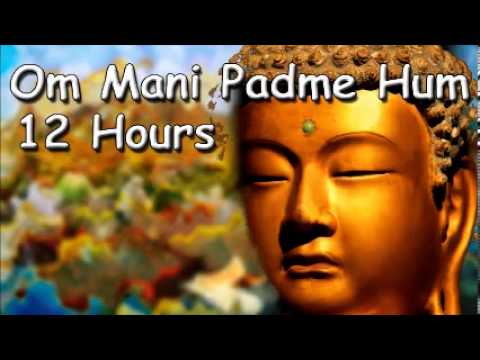 Video SLEEP MEDITATION - Om mani padme hum mantra 12 hour full night meditation with Tibetan Monks download in MP3, 3GP, MP4, WEBM, AVI, FLV January 2017